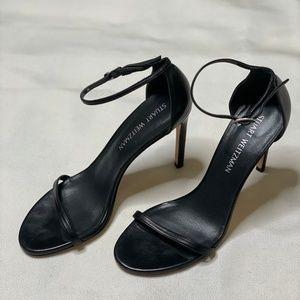 Stuart Weitzman Nudistsong Ankle Strap Sandal
